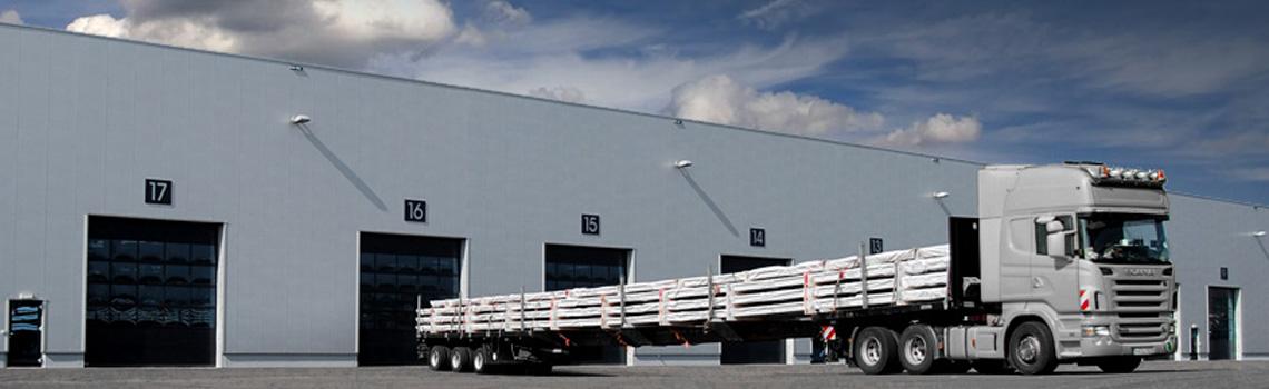 Logistik und Transport bei Münker