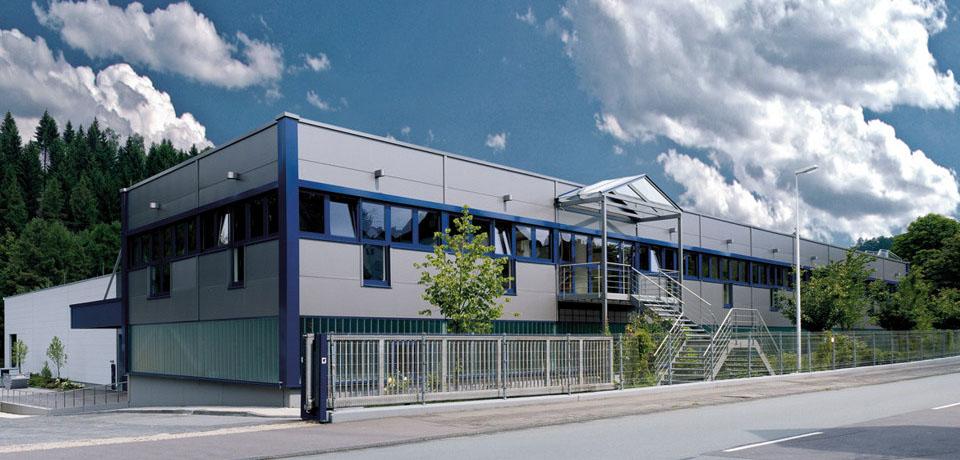 Fassadenprofil Referenz Münker