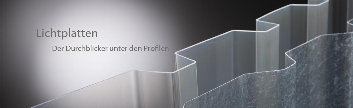 Lichtplatten Produkte