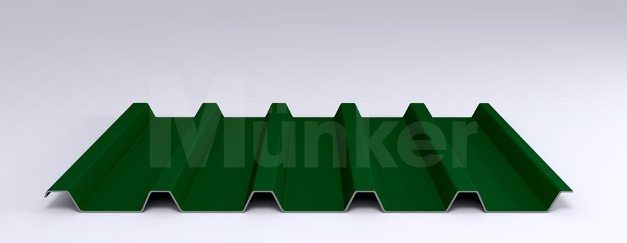 Trapezprofil M 40.1/183 MÜC 6005, Moosgrün