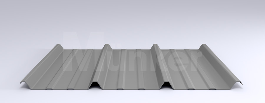 MÜC 9006, Weißaluminium