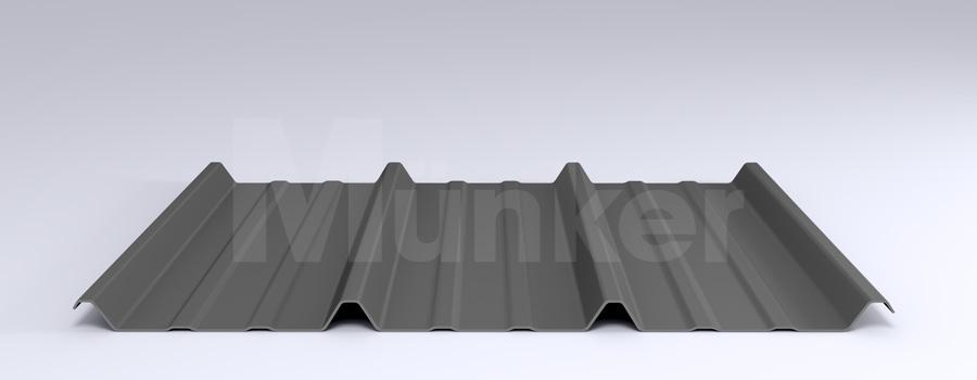 MÜC 9007, Graualuminium